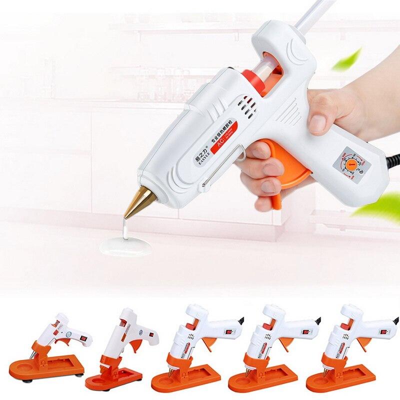 Hot Melt Glue 30W/80W/100W/60-100W Professional High Temperature Hot Melt Glue Gun Repair Tools Hot Glue Gun