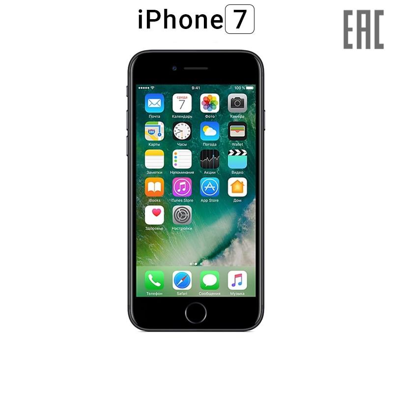 "Смартфон Apple iPhone 7 32GB [официальная гарантия, ""ростест"",, быстрая из Москвы от 1 дня]"