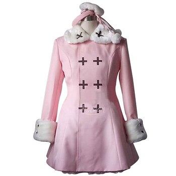 APH Axis Powers Hetalia Russia party punk dress Cosplay Costume uniform set