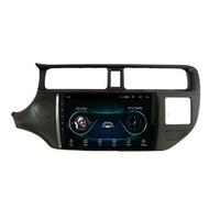 9 4G LTE Android 8.1 For KIA k3 rio 2011 2012 2013 2014 Multimedia Stereo Car DVD Player Navigation GPS Radio