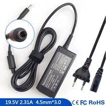 19,5 V 2.31A Тетрадь адаптер переменного тока Зарядное устройство для Dell XPS 13D 13D-148 FA45NE1-00 LA45NM121 XPSD12-5335CRBFB XPS13-0015SLV P29G