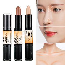 New Brand Makeup Creamy Double-ended 2 in1 Contour Stick Contouring Highlighter
