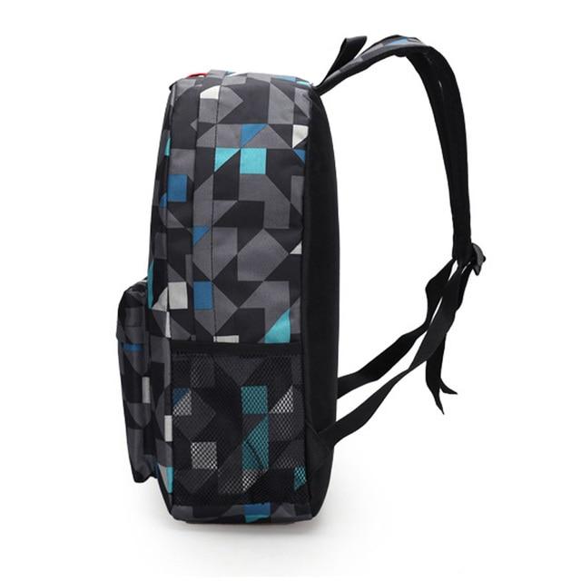 ROBLOX Backpack For Teenagers Kids Boys Children Student School Bags Unisex Laptop backpacks Travel Shoulder Bag 2