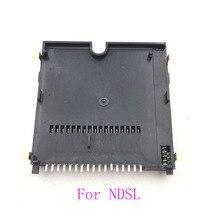Nouveau lecteur de cartouche de jeu de remplacement 1 lecteur de prise de carte pour Nintendo DS Lite NDSL