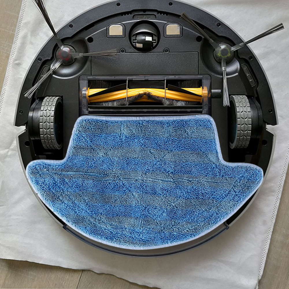Mopping Cleaning Cloth For ECOVACS CEN540 CEN546 Vacuum Cleaner Sweeping Robot Accessories Wipes Mop Cleaning Cloth