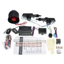 Set of Alarm Systems Car Auto Remote Central Kit Door Lock L