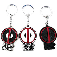 Deadpool Keychains Collection (9 Designs) 5