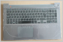 NEW CF FOR Samsung NP700Z7A NP700Z7B NP700Z7C Backlit Canadian French Keyboard with Palmrest Touchpad cover BA73-03735J