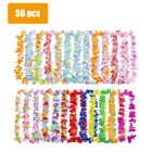 50 Pcs Hawaiian Flow...