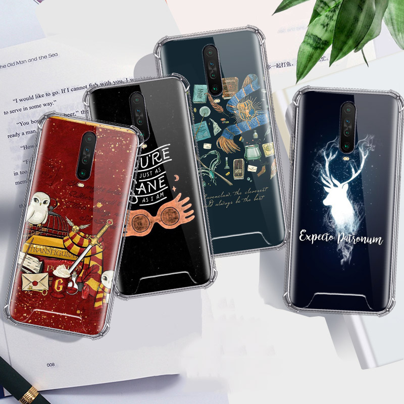 Always Hogwarts Comics Case For Xiaomi Redmi Note 9S 8T 9 Pro Max 8 7 6 7A 6A K20 K30 Pro Zoom Airbag Anti Bag Phone Cover