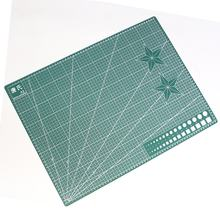 A2/A3 Double-Sided PVC Cutting Mat Durable Self-healing Cut Pad Patchwork Tools Handmade DIY Accessory Cutting Plate