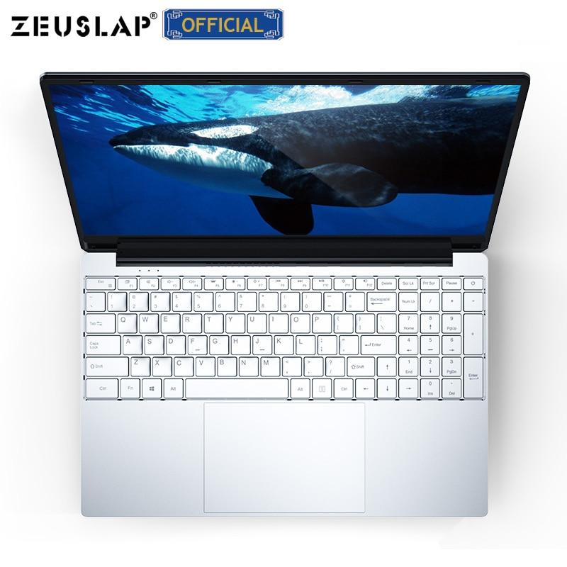 15.6inch 8GB RAM+256GB SSD Intel Core I3-5005U CPU Dual Band Wifi Bluetooth 4.0 Win10 Ultrathin Office Laptop Notebook Computer