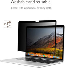 Gemakkelijk installeren Privacy Filter Screen Protector film Voor 2016 2017 2018 2019 MacBook Pro 13.3 inch met Touch Bar(China)