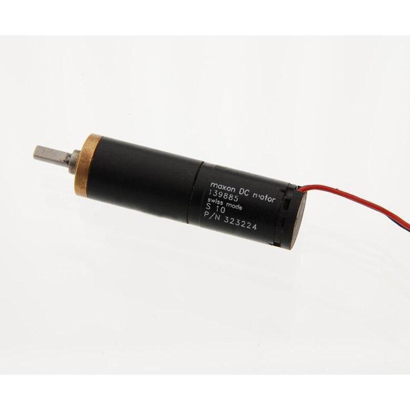 Dc12в 235 об/мин Maxon 139885 Швейцарский Супер магнитный полый редуктор чашки