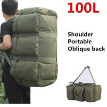 цена на Shoulder Man's Handbag Large Capacity Travel Backpack Luggage Mountaineering Bag Camouflage Softbag for Men and Women