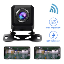 Camera Rear-View-Camera-Supports Wifi Front-View Android Car Ios HD High-Quality