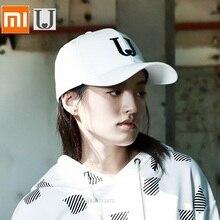 Xiaomi jordanjudy beyzbol şapkası sonbahar kış moda Joker sivri kap sokak şapka çift hat