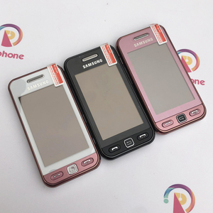 """Image 2 - Unlocked Original SAMSUNG S5230 Hello kitty S5230c 2G GSM Mobile Phone 3.0"""" 3MP Touchscreen Refurbished Cellphone"""