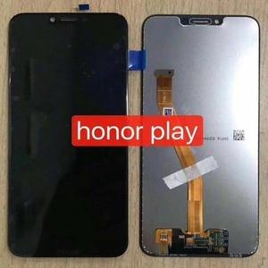 "Image 4 - 6,3 ""AAA Für Huawei honor play COR L29 LCD Display Digitizer Touch Screen Für Huawei honor play LCD Original LCD + rahmen"