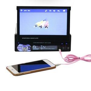 9601g carro de áudio e vídeo mãos-livres carro mp5 player acessórios de ajuda de carro