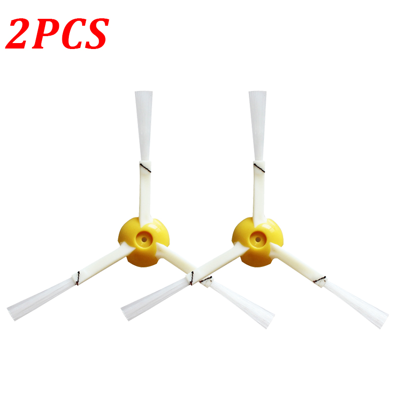 2PCS 3-Armed Vacuum Side Brush For IRobot Roomba 800 900 Series 870 880 980 Robot Vacuum Cleaner Replacement Parts Accessories