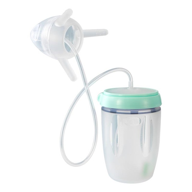 250ml Baby Bottle Kids Cup Silicone Sippy Children Training Cute Baby Drinking Water Straw Feeding Bottle Hands-free Bottle
