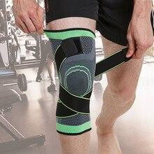 Дышащий тепло Kneepad Зима Спортивная безопасность наколенники Training эластичные сапоги до колена Поддержка Колено защиты 1 шт
