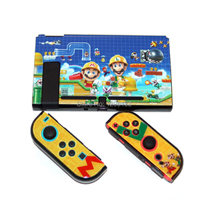 Image 2 - DIY Plastic Protective Decel Shell Hard Case Cover For Nintend Switch Game Console Protector for Nintendoswith Joycon Controller