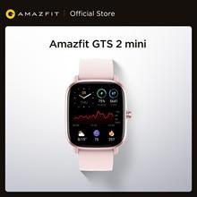 Amazfit-reloj inteligente GTS 2 Mini, deportivo, con GPS, seguimiento de ciclo femenino, para teléfono Android iOS