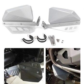 For BMW R1200GS/ADV 2015 2016 Motorcycle Revised Brake & Shift Splash Shield Guard Set w/ Mounting Bolts Kit