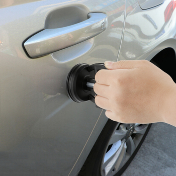 Mini samochód Dent Remover ściągacz Auto ciała Dent narzędzia do usuwania silna przyssawka samochodów ZESTAW DO NAPRAWIANIA przydatne Auto nadwozie akcesoria tanie i dobre opinie JOSHNESE circular