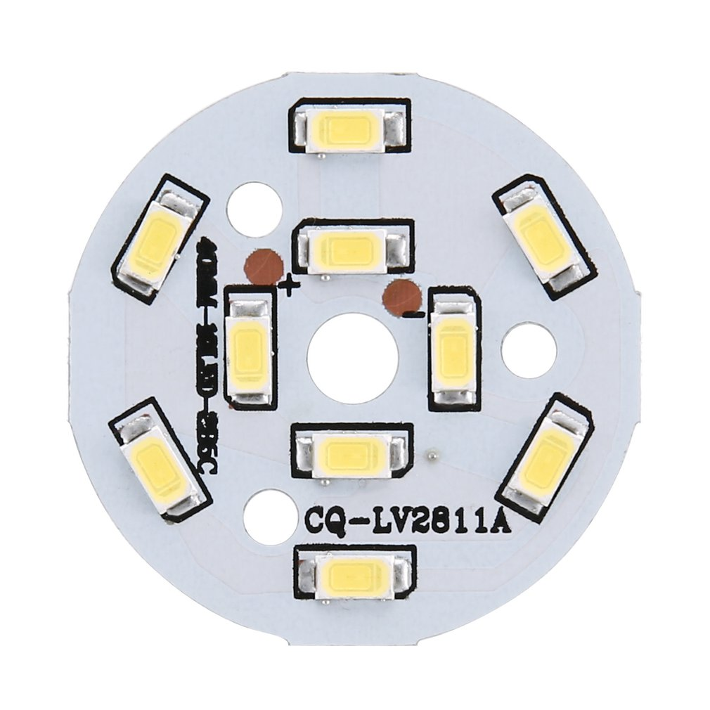 5W/15WPure White LED SMD 5730 LED Light Downlight Plate LED Ceiling Lamp Board LED Chip Module Aluminum Board