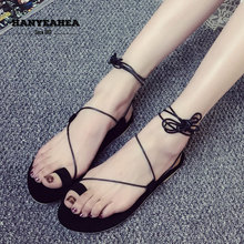 Cross Strap Womens Summer Shoes Leisure Sweet  Flat Sandals Elegane Fashion