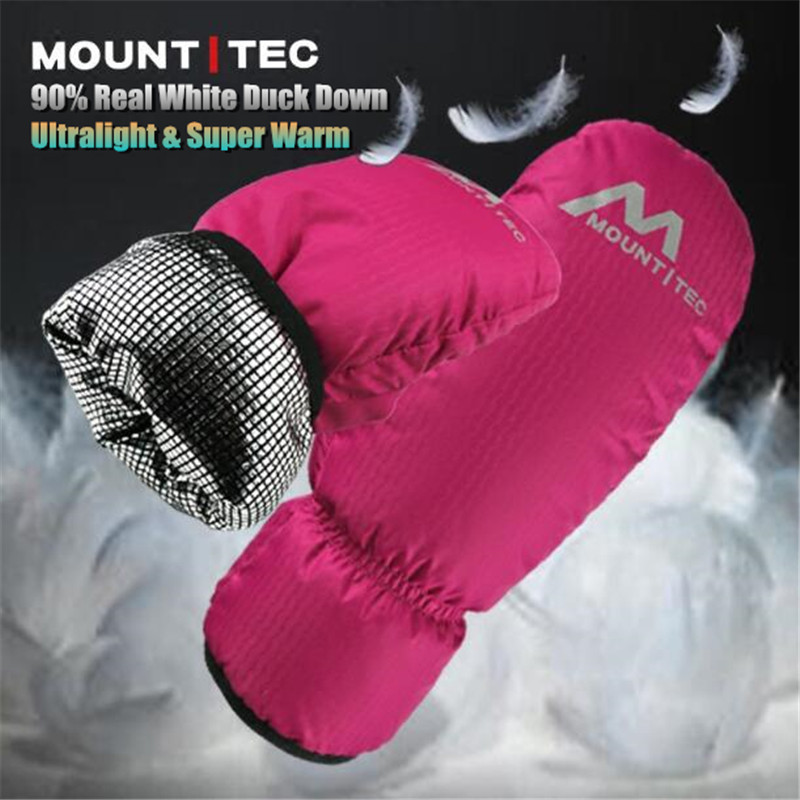 MOUNT TEC Unisex Adult Skiing Glove Duck Down Gloves