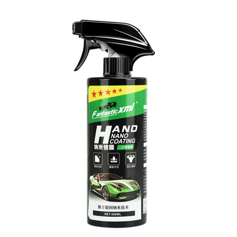 ONEWELL 100ML Car Repellent Ceramic Coating Nano Glass Plated Crystal Liquid Hydrophobic Coating Waterproof Agent
