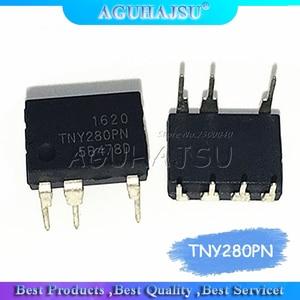 10PCS TNY280PN DIP7 TNY280P DIP TNY280 Energy-efficient liquid crystal power management chip(China)