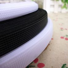 50 Yards/Lot Plastic Stiff Hard Boning Netting For Sewing and Making Corset Corselet Bustle Dress Black and White Color