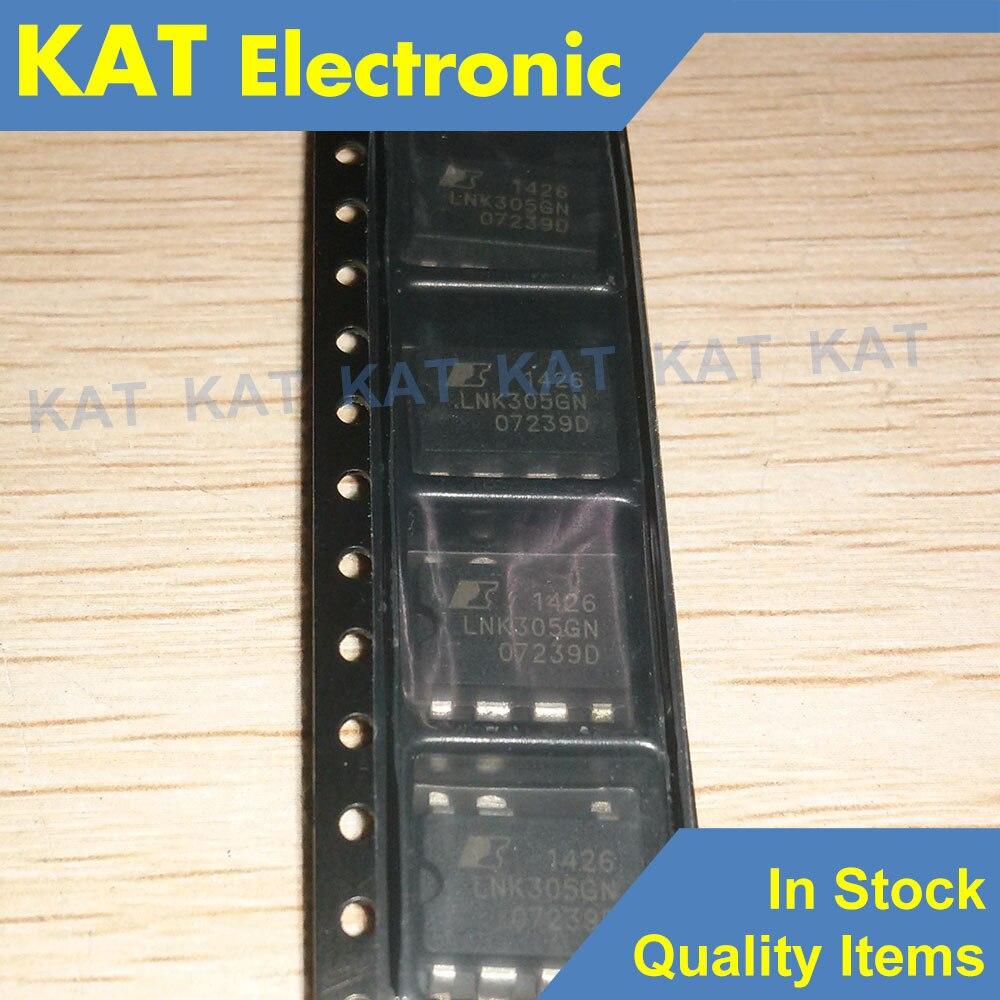 5PCS/Lot LNK305GN SOP-7 Lowest Component Count, Energy-Effi Cient Off-Line Switcher IC