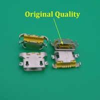 50pc para Lenovo K30 K30-T K30-W K50-T5 K3 nota S650 S658T S60 S60T S60W S90 A850 A536 conector de puerto de carga USB Macho Jack Dock