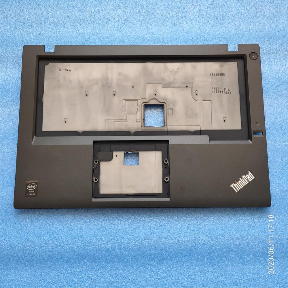 New Original for Lenovo ThinkPad <font><b>T440S</b></font> T450S Palmrest Keyboard Bezel Upper Case Empty <font><b>Cover</b></font> 04X3879 00HN691 04X3879 00HN692 image