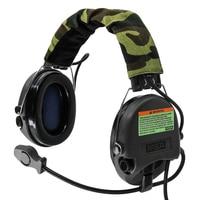 Venta https://ae01.alicdn.com/kf/H61e75522b81a46398ff3cb7b33c3ee90z/Z Sordin auriculares tácticos de caza auriculares Airsoft militar estándar auriculares con cancelación de ruido auriculares.jpg