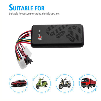 Real Time Mini GPS Tracker Car Truck SUV Vehicle GPS GPRS GSM Network Locator Position Tracker image