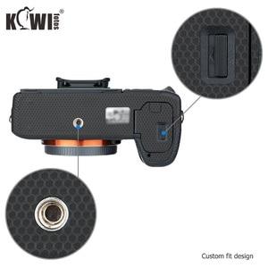 Image 4 - Anti ScratchProtectiveSkinFilm For Sony A7 II A7S II A7R II A7II A7SII A7RII A7M2 A7SM2 A7RM2 Camera Decoration Matrix Black