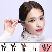 Eyelash Mascara Sweat-Proof DNM Curling Fiber Silk 4d Naturally Long-Thick Non-Smoothing