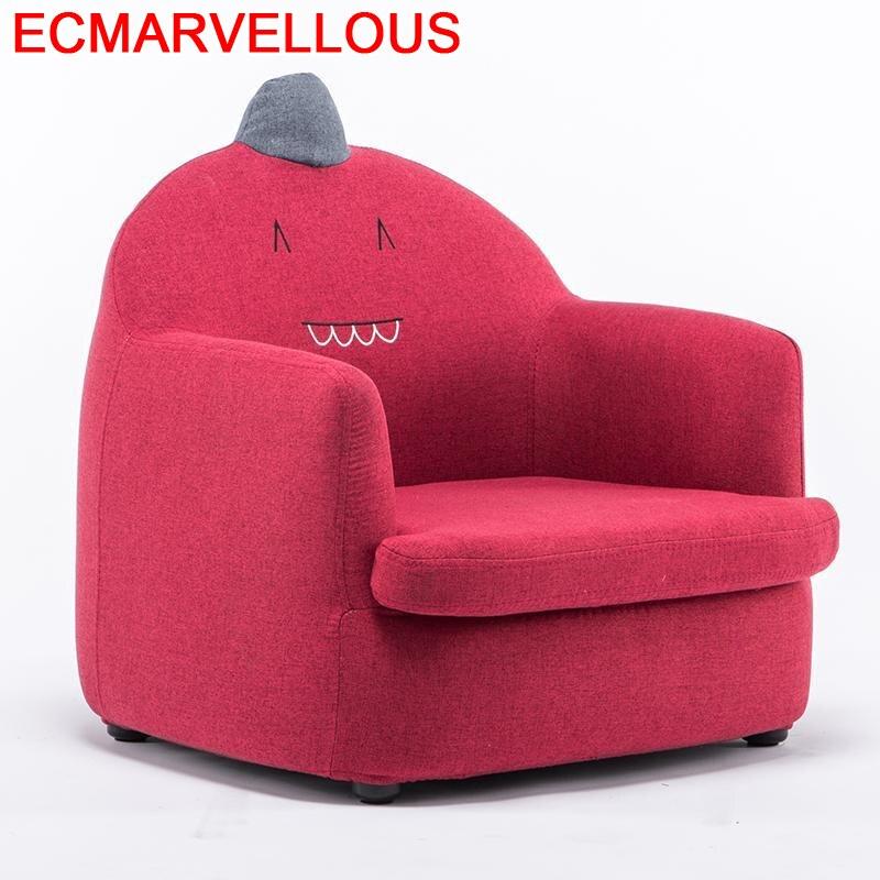Chair Sillones Divan Infantiles Pufy Do Siedzenia Prinses Stoel Baby Chambre Enfant Dormitorio Infantil Children Children's Sofa