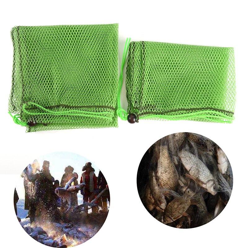 Balıkçılık Net tuzak basit balık çanta mücadele naylon örgü döküm aksesuarları