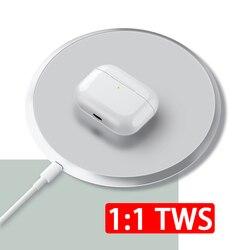 1:1 tryb redukcji szumów GPS bezprzewodowe słuchawki Bluetooth 5.0 i1000000 tws tws dla iphone airpording pro 3 1