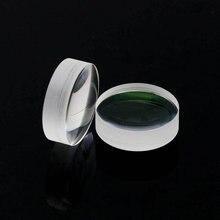 Двухобъективные выпуклые линзы для оптического использования