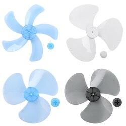 Lame de ventilateur domestique à trois/cinq feuilles avec pales de ventilateur à couvercle écrou pour ventilateurs de Table de ventilateur sur pied