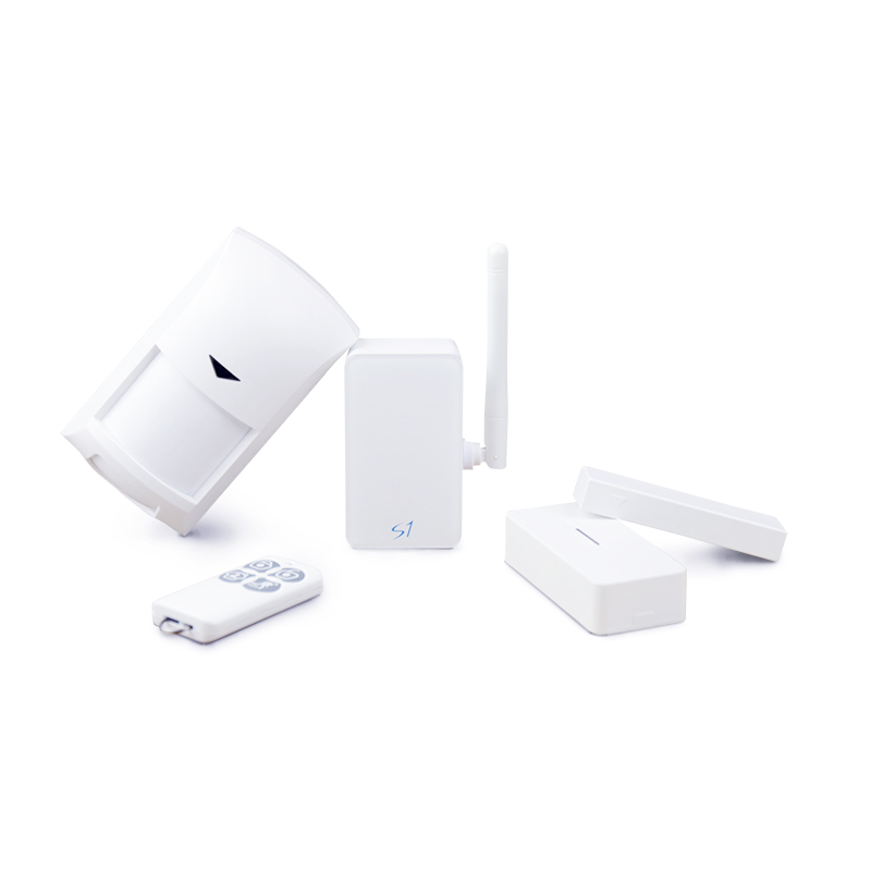Broadlink S1 Host, S1, SmartOne Alarm KiT, Home Caring Kit for Smart Home Automation System